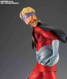 ガンダム・ガイズ・ジェネレーション 機動戦士ガンダム シャア・アズナブル デコマス3