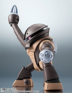 ROBOT魂 MSM-04 アッガイ ver. A.N.I.M.E (5)
