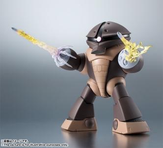 ROBOT魂 MSM-04 アッガイ ver. A.N.I.M.E (4)