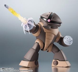 ROBOT魂 MSM-04 アッガイ ver. A.N.I.M.E (2)