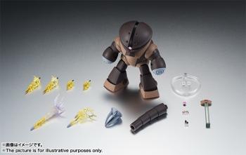 ROBOT魂 MSM-04 アッガイ ver. A.N.I.M.E (12)