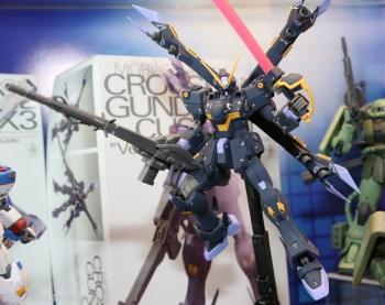 MG クロスボーン・ガンダムX2改 Ver.Ka 静岡ホビーショー2017 1204
