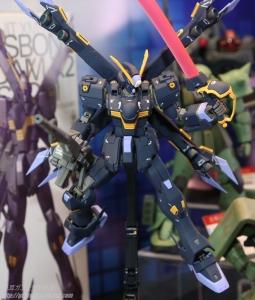 MG クロスボーン・ガンダムX2改 Ver.Ka 静岡ホビーショー2017 1202