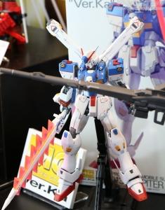 MG クロスボーンガンダムX3 Ver.Ka 静岡ホビーショー2017 1208