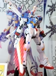 MG クロスボーンガンダムX3 Ver.Ka 静岡ホビーショー2017 1206