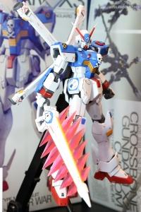 MG クロスボーンガンダムX3 Ver.Ka 静岡ホビーショー2017 1207