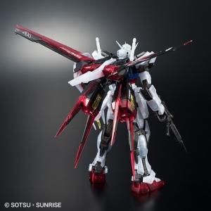 MG ガンダムベース限定 エールストライクガンダム Ver.RM [クリアカラー]02