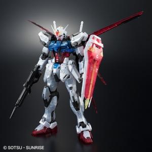 MG ガンダムベース限定 エールストライクガンダム Ver.RM [クリアカラー]01