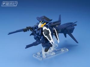 機動戦士ガンダム MOBILE SUIT ENSEMBLE EX03 ヘイズル改(ティターンズカラー)セット0913