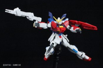 HGBF 『GMの逆襲』登場 新ガンダム(仮) 3