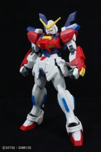 HGBF 『GMの逆襲』登場 新ガンダム(仮) 1