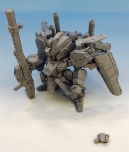 FW GUNDAM CONVERGE EX MSA-0011[Ext] Ex-Sガンダム (2)