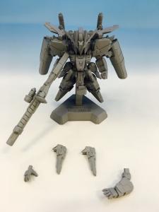 FW GUNDAM CONVERGE EX MSA-0011[Ext] Ex-Sガンダム (6)