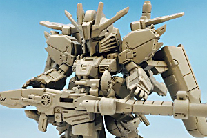 FW GUNDAM CONVERGE EX MSA-0011[Ext] Ex-Sガンダム t