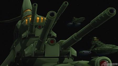 機動戦士ガンダム THE ORIGIN V 激突 ルウム会戦 先行カット (3)