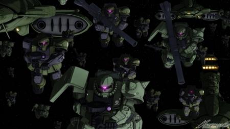 機動戦士ガンダム THE ORIGIN V 激突 ルウム会戦 先行カット (4)