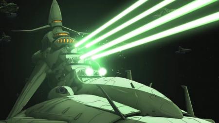 『機動戦士ガンダム THE ORIGIN 激突 ルウム会戦』予告2 (5)