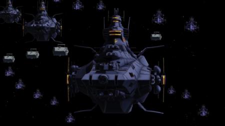 『機動戦士ガンダム THE ORIGIN 激突 ルウム会戦』予告2 (4)