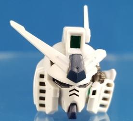 「MG フルアーマー・ガンダム(GUNDAM THUNDERBOLT版) ラストセッション Ver.」のテストショット1