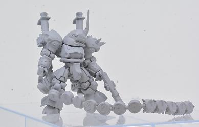 機動戦士ガンダム MOBILE SUIT ENSEMBLE 04「ケンプファ―」