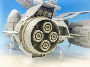 FW GUNDAM CONVERGE ホワイトベースの試作品 (12)
