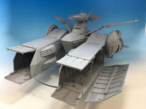 FW GUNDAM CONVERGE ホワイトベースの試作品 (10)