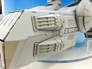 FW GUNDAM CONVERGE ホワイトベースの試作品 (3)
