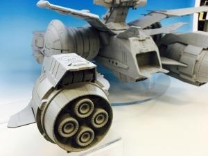 FW GUNDAM CONVERGE ホワイトベースの試作品 (4)