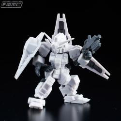 機動戦士ガンダム MOBILE SUIT ENSEMBLE EX03 ヘイズル改(ティターンズカラー)セット テストショット (6)