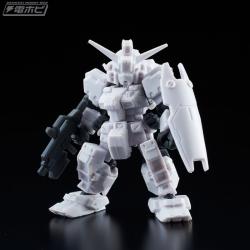 機動戦士ガンダム MOBILE SUIT ENSEMBLE EX03 ヘイズル改(ティターンズカラー)セット テストショット (2)