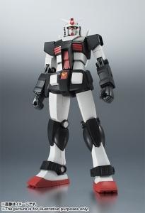 ROBOT魂 プロトタイプガンダム ver. A.N.I.M.E (2)