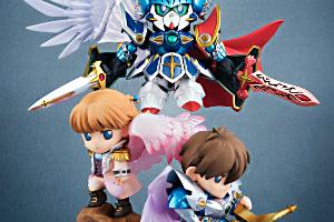 新SDガンダム外伝 鎧闘神戦記 騎士ヒイロ&天使リリーナ姫t