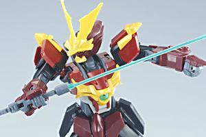 HGBF 忍パルスガンダムのテストショット (5)t