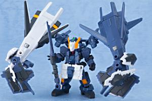 機動戦士ガンダム MOBILE SUIT ENSEMBLE EX03 ヘイズル改(ティターンズカラー)セットの量産品サンプル (6)t