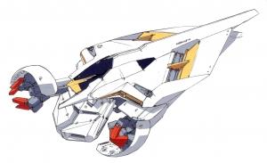ガンダムTR-6[ダンディライアンII]MA