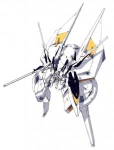 ガンダムTR-6[ダンディライアンII]
