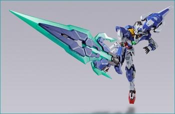 METAL BUILD ダブルオークアンタ02 (3)