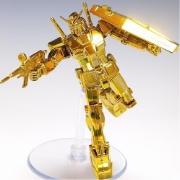 ニュータイプ限定 FG RX‐78‐2 ガンダム‐ゴールドバージョン‐のレビューt