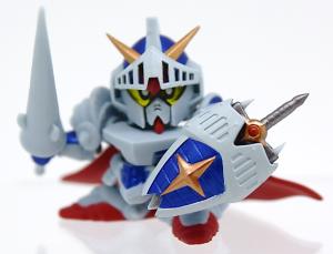 ガシャポン戦士フォルテ04 騎士ガンダム02