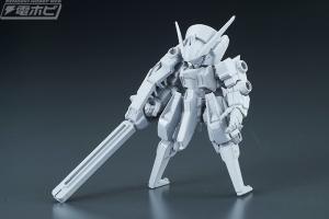 機動戦士ガンダム MOBILE SUIT ENSEMBLE EX04 ガンダムTR-6[ダンディライアンII] 試作品 (5)