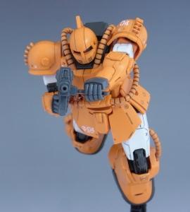HG MS-04 ブグのレビュー1