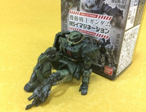 機動戦士ガンダム MSイマジネーション サンプルレビュー (5)