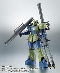 ROBOT魂 MS-05 旧ザク ver. A.N.I.M.E. (3)