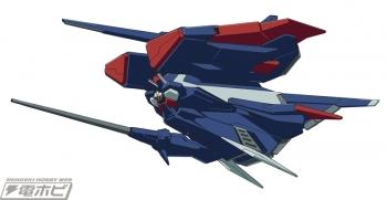 RX-78KU-01 クレヴェナール1