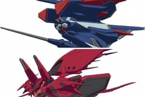 「RX-78KU-01 クレヴェナール」、「AMA-X4 アハヴァ・アジール」t