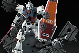 MG フルアーマー・ガンダム(GUNDAM THUNDERBOLT版) ラストセッションVer.t