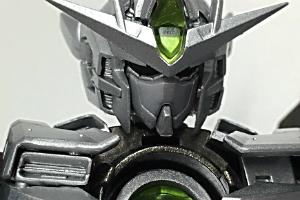 METAL BUILD ダブルオークアンタのテストショットt