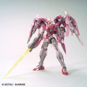 MG ガンダムベース 限定 トランザムライザー[クリアカラー]1