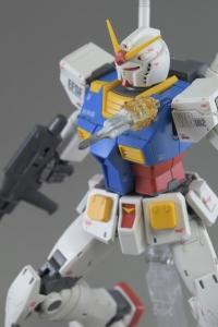 MG RX-78-02 ガンダム (GUNDAM THE ORIGIN版) スペシャルVer.のレビュー2