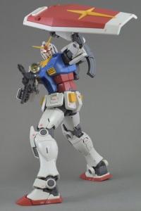 MG RX-78-02 ガンダム (GUNDAM THE ORIGIN版) スペシャルVer.のレビュー1